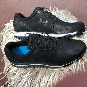 Men's Under Armour Tempo Tour Golf Shoes sz 12.5